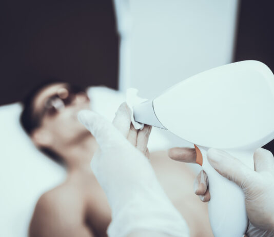 Depilation this procedure is not only for girls